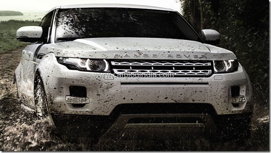 Range Rover Evoque Launched In India At Rs 44 75 Lakhs Price