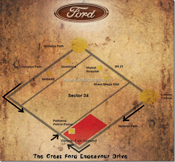 ford-endeavour-drive-map-chandigarh