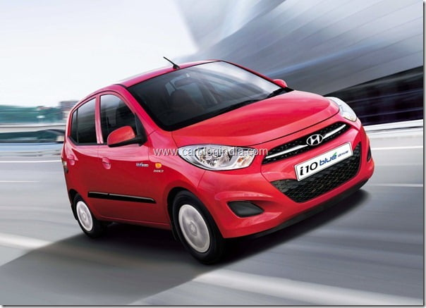 Lowest Maintenance Cars in India - the Hyundai i10 is among cheapest cars to maintain in india