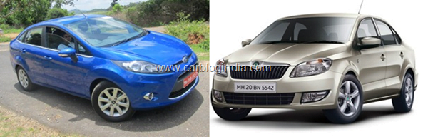 Ford Fiesta Automatic Vs Skoda Rapid Automatic