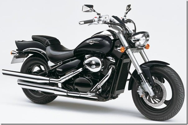suzuki-intruder 800 CC India