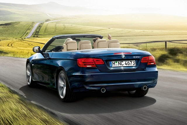 Bmw 330d Convertible Launched In India Specifications
