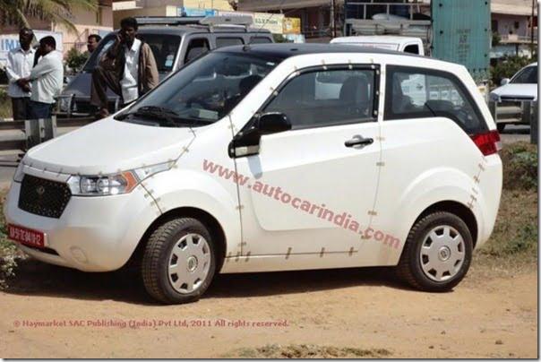 2012-Mahindra-Reva Mysore
