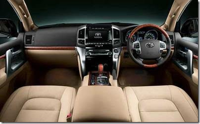 2012 Toyota Land Cruiser Revised- Official Pictures And Specifications Here