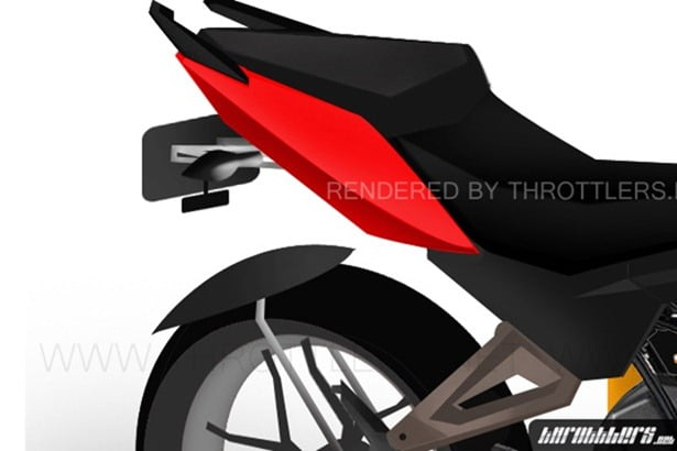 Bajaj Pulsar 2012 Spied– Features and Details