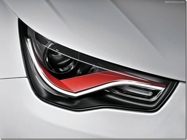 Audi A1 2013 New Model (2)