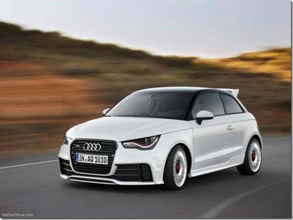 Audi A1 premium hatchback