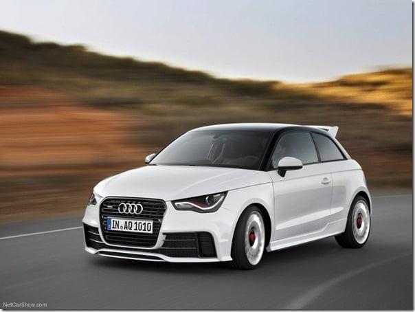 Audi A1 2013 New Model (3)