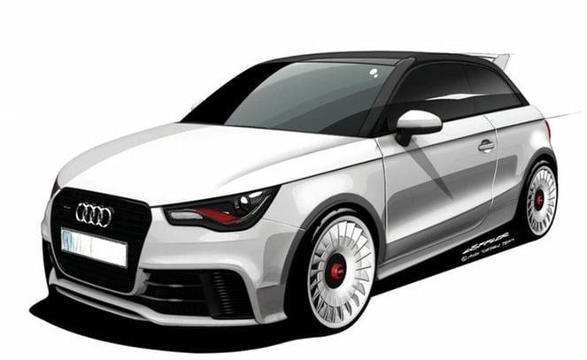 Audi A1 2013 New Model (4)