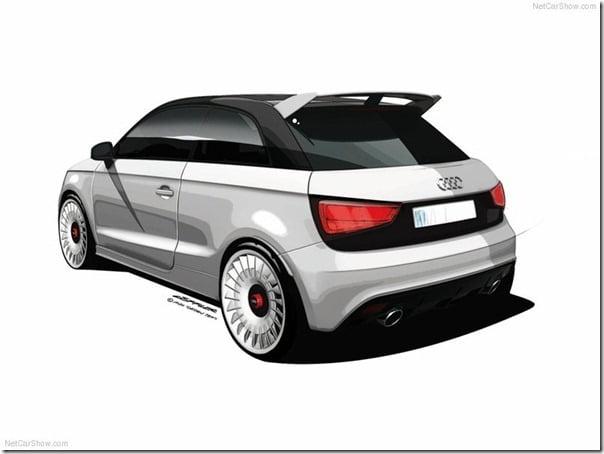 Audi A1 2013 New Model (5)