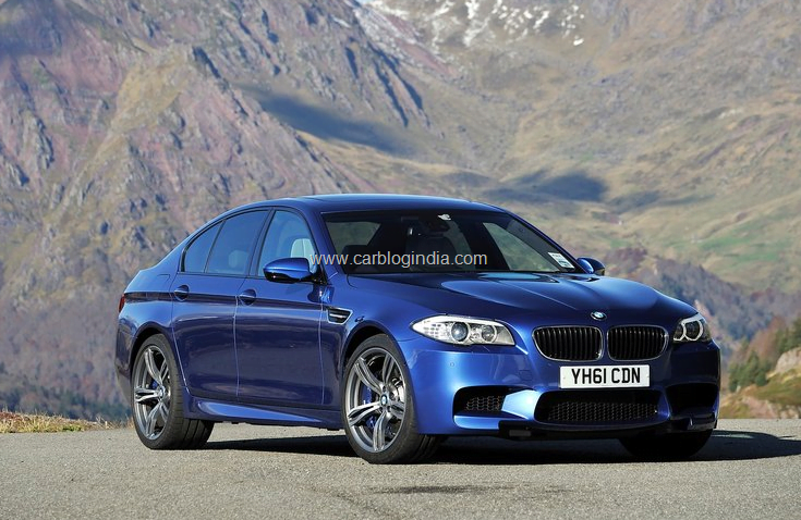Bmw M5 Sports Sedan Launched In India At 2012 Auto Expo Price