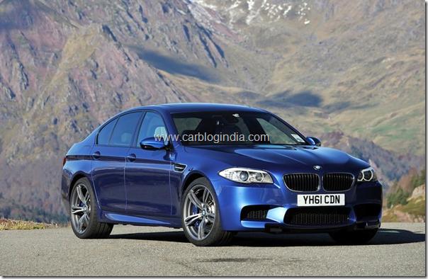 BMW M5 F10 (1)