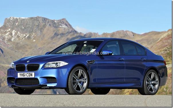 BMW M5 F10 (2)