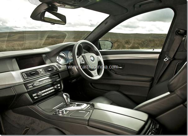BMW M5 F10 (5)