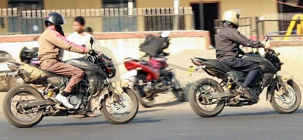 Bajaj Pulsar 2012 Spy Pictures (7)