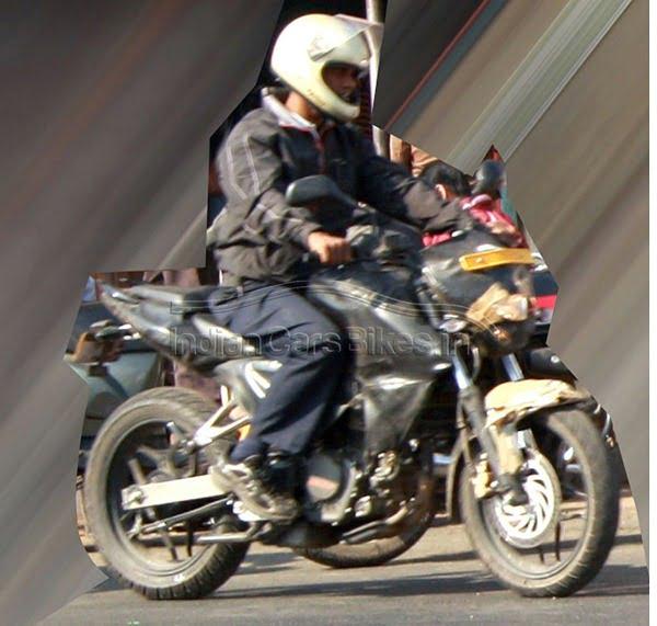 Bajaj Pulsar 2012 Spy Pictures (9)