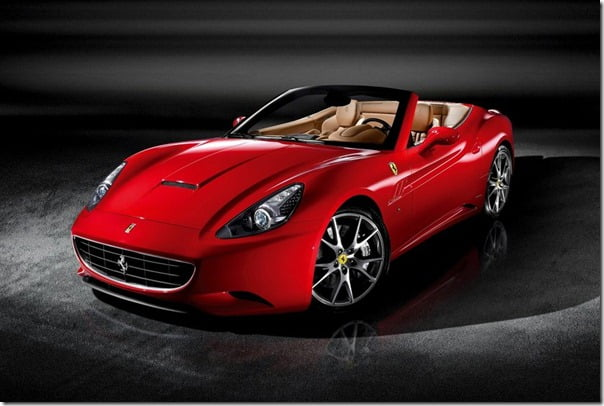 Ferrari Supercars Models Line-Up For New Delhi Auto Expo 2012 India