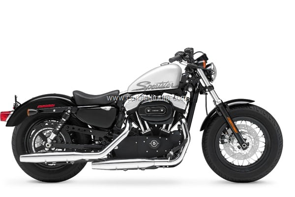 Harley Davidson India All Geared Up For Auto Expo 2012
