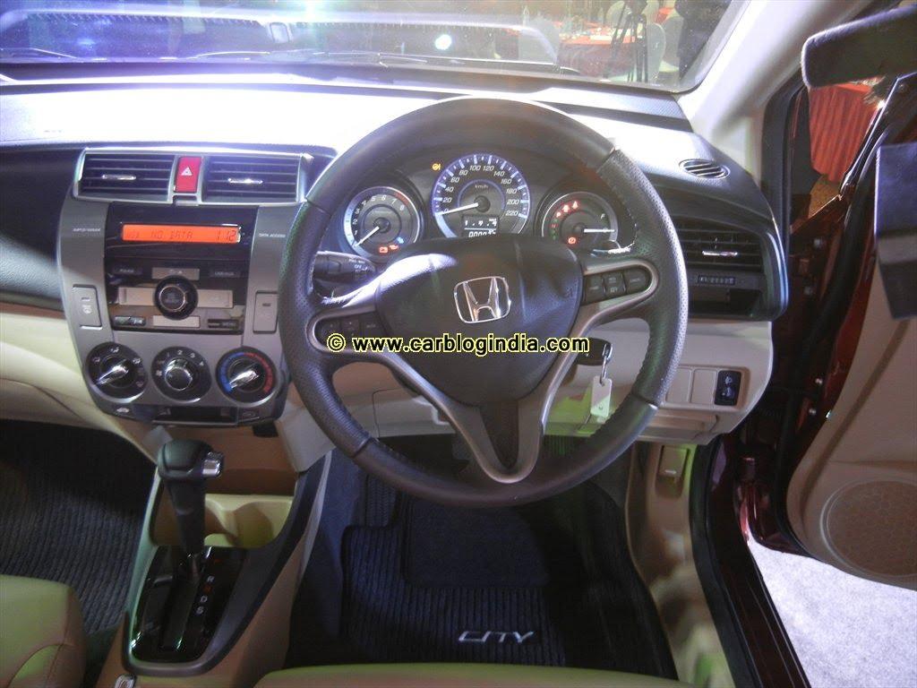 Honda City 6 Gen New Model 2011 India (18) ...
