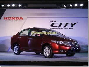 Honda City 6 Gen New Model 2011 India (2)