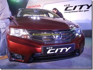 Honda City 6 Gen New Model 2011 India (4)