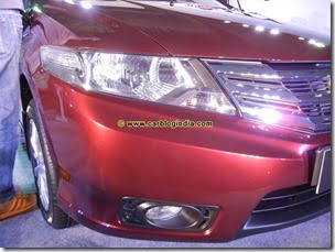 Honda City 6 Gen New Model 2011 India (5)