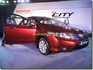 Honda City 6 Gen New Model 2011 India (8)