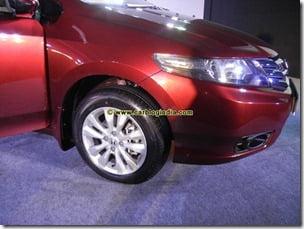 Honda City 6 Gen New Model 2011 India (9)