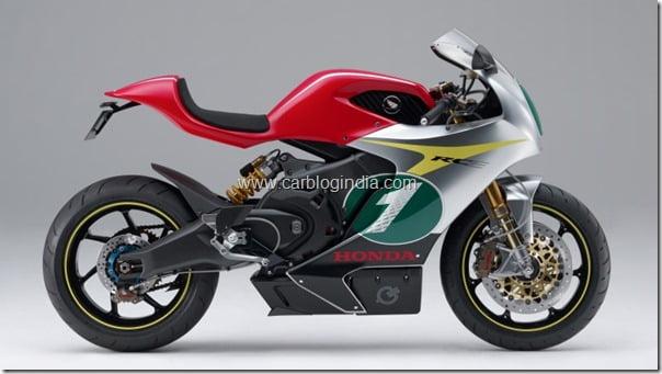 Honda RC-E Electric Sports Bike (1)