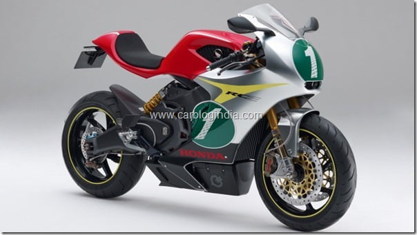 Honda RC-E Electric Sports Bike (2)