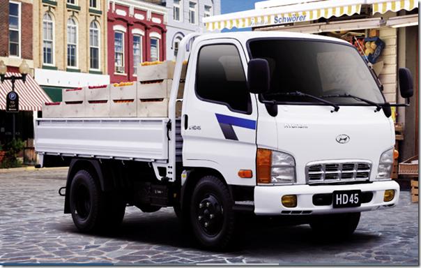 Hyundai Commerical Vechiles