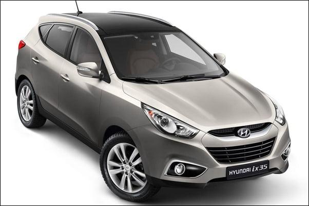 Hyundai-ix35-Tucson SUV