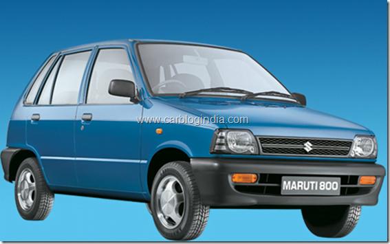 Maruti 800 India