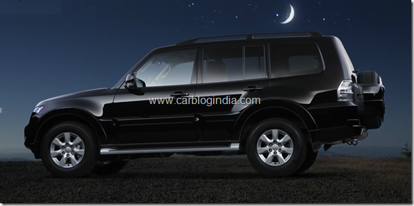 Mitsubishi Pajero Sport 2012 New Model (4)
