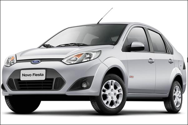 New Ford Figo Sedan