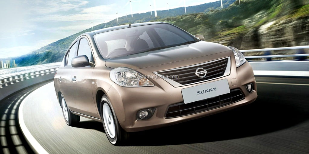 Nissan Sunny Diesel Official Price Specs Feature