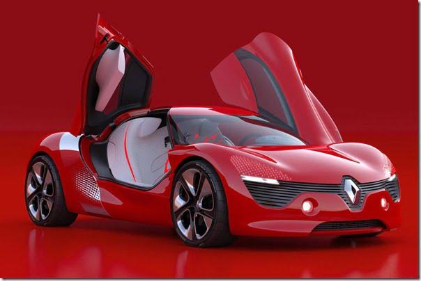 Renault Dezir Concept Car 2