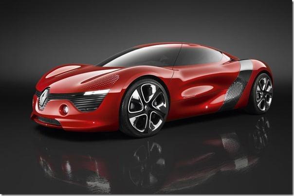 Renault Dezir Concept Car 3