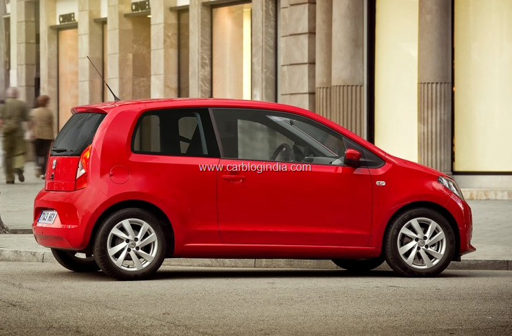 Volkswagen Planning To Launch Seat Small Cars Ibiza and ...