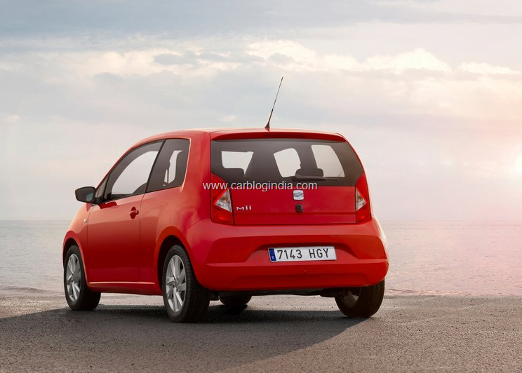 volkswagen planning to launch seat small cars ibiza and mii in india. Black Bedroom Furniture Sets. Home Design Ideas