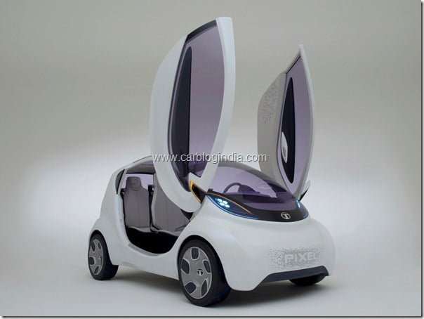 Tata Nano Pixel Small Car (2)