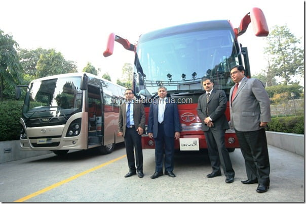 Tata Starbus Ultra and Divo Launch