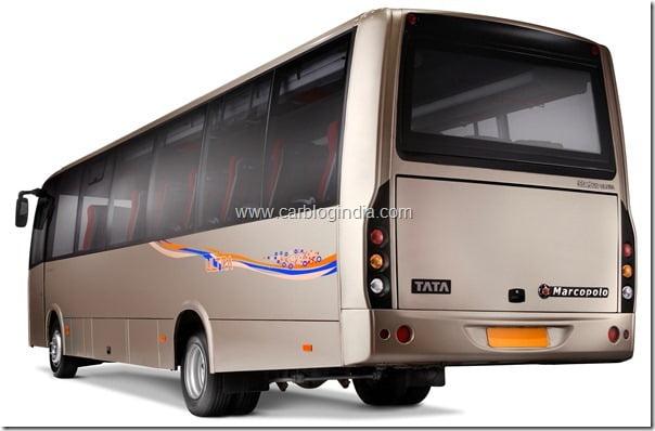 Ultra Luxury rear 3-4