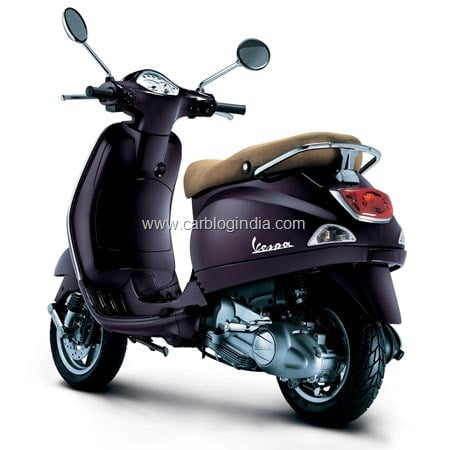 Vespa LX 125 Expected Launch Date and Price In India
