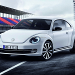 Volkswagen Beetle 2012 New Model and High Efficiency BlueMotion Tech Cars Coming To India At Auto Expo 2012
