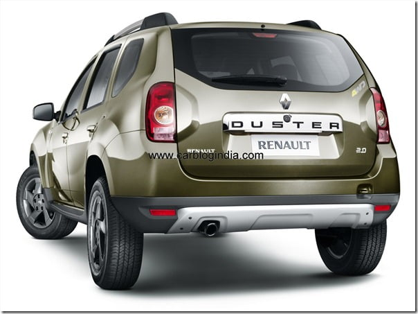 Renault India Brings New Duster Compact SUV To Auto Expo 2012