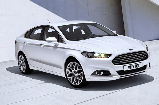 Upcoming Cars Under 20 Lakhs - Ford Mondeo
