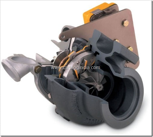 Honeywell VNT Turbocharger