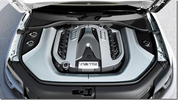 Audi Q7 V12 Engine