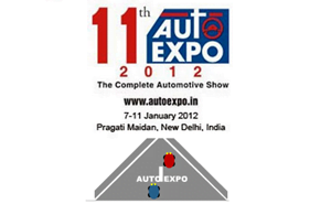 Auto Expo 2012 Logo
